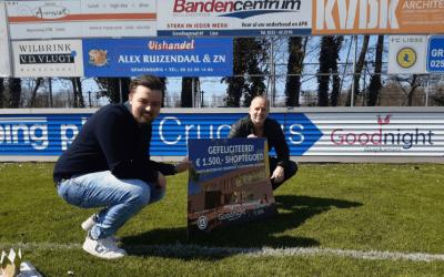 Winnaar VerenigingsLoterij FC Lisse bekend!